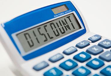 Investment Bonds Discount